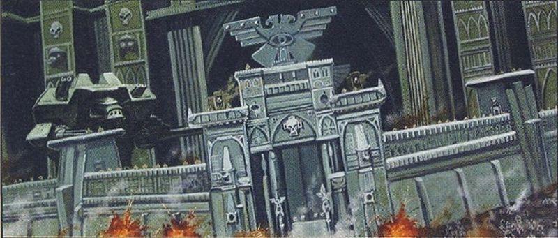 [Horus Heresy] Fanfiction : La Bataille de Terra (Projet et discussions) 445646Battle0A