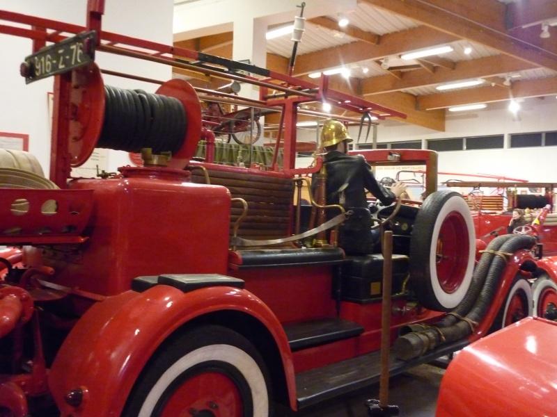 Musée des pompiers de MONTVILLE (76) 446071AGLICORNEROUEN2011087