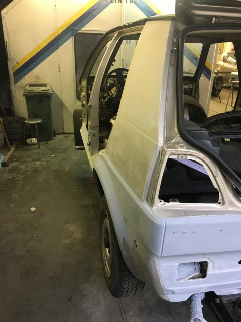 Golf2 1985 - 1.8 8V CLEAN 446612IMG0025