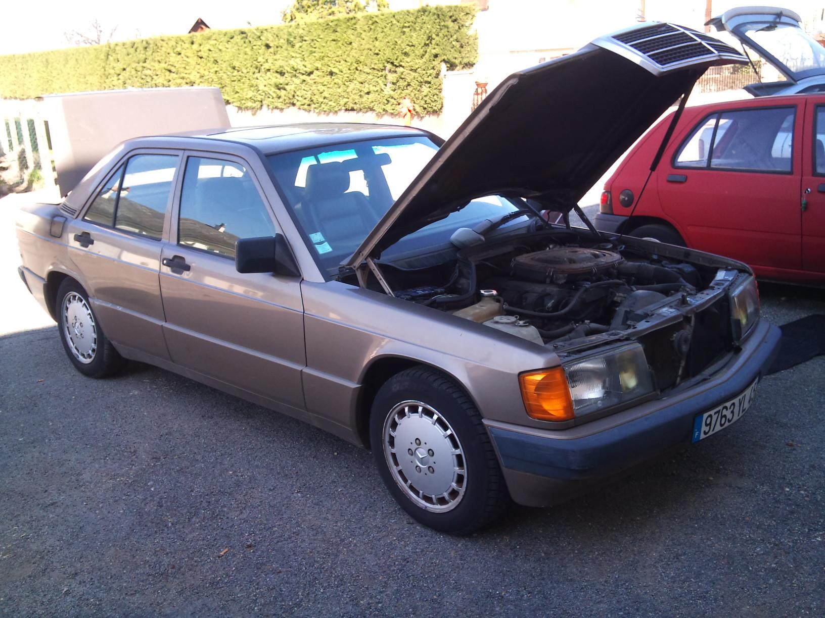 Mercedes 190 1.8 BVA, mon nouveau dailly 447019DSC2196