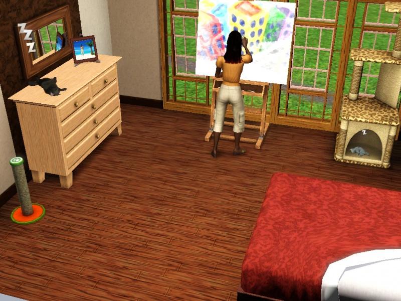 [Challenge Sims 3] Vie d'artiste - Page 3 447238135