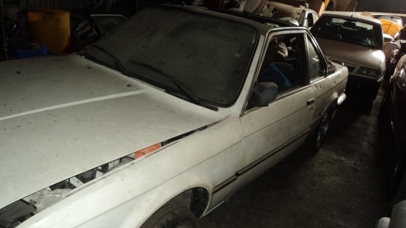 Mon BMW 323i E30  BAUR 447531DSC03541