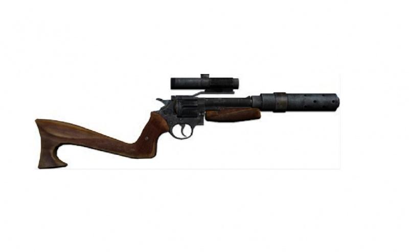 Revolver Rifle Metro 2033 44755744metroingame