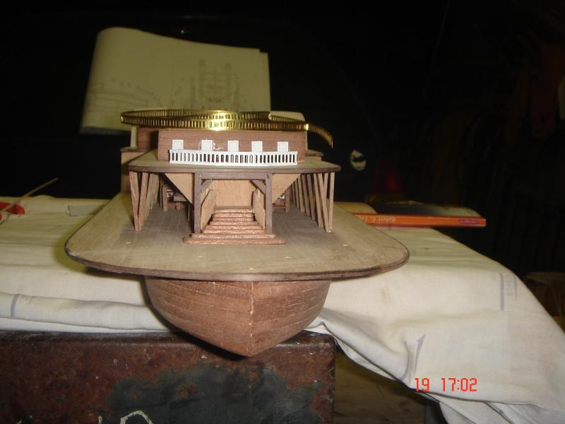 Bateau vapeur Robert E. Lee 1866 (Constructo 1/48°°) de Henri 448257DSC06741