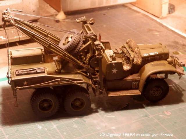 US Diamond T969A wrecker (Mirror Models 1/35) - Page 3 448508P1240063