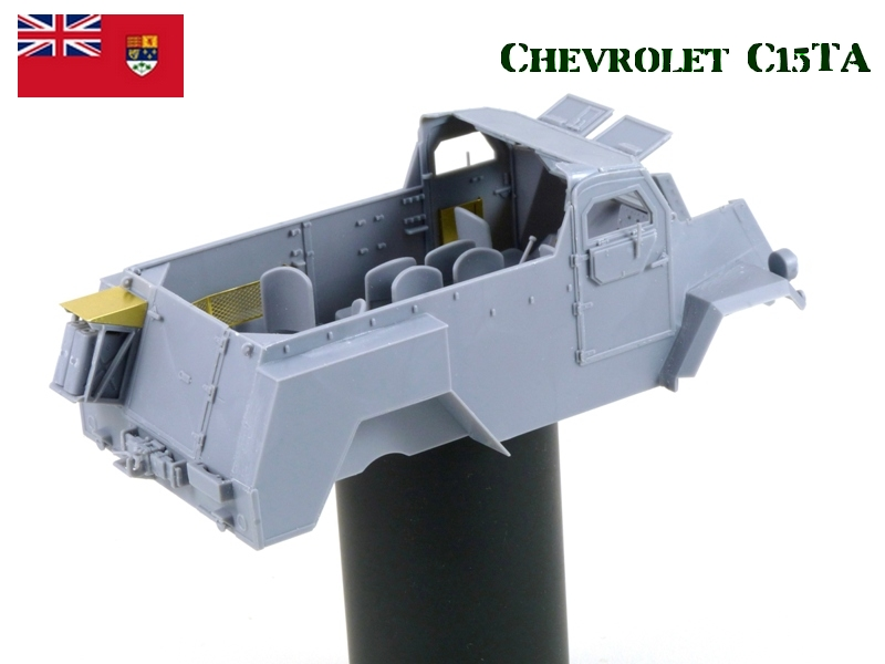 CHEVROLET C15TA - Normandie 44 - IBG 1/35 448829P1040110