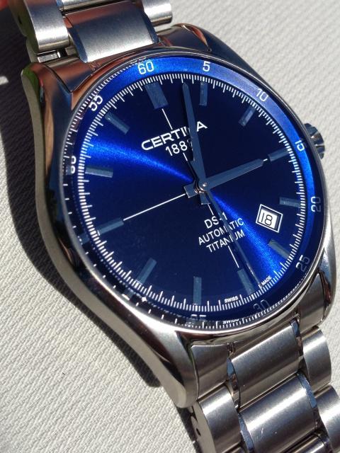 Retour de Suisse avec une montre -> Certina 448894IMG2399