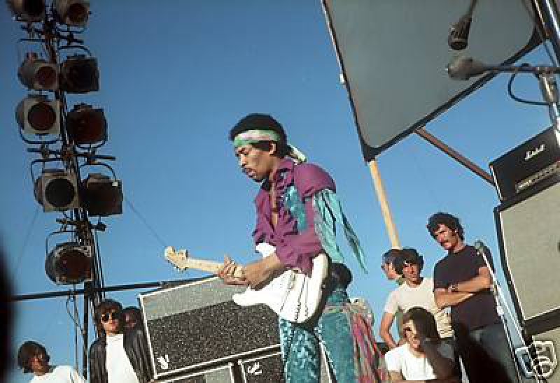 San José (Santa Clara County Fairgrounds) : 25 mai 1969 - Page 2 450400Couleur26