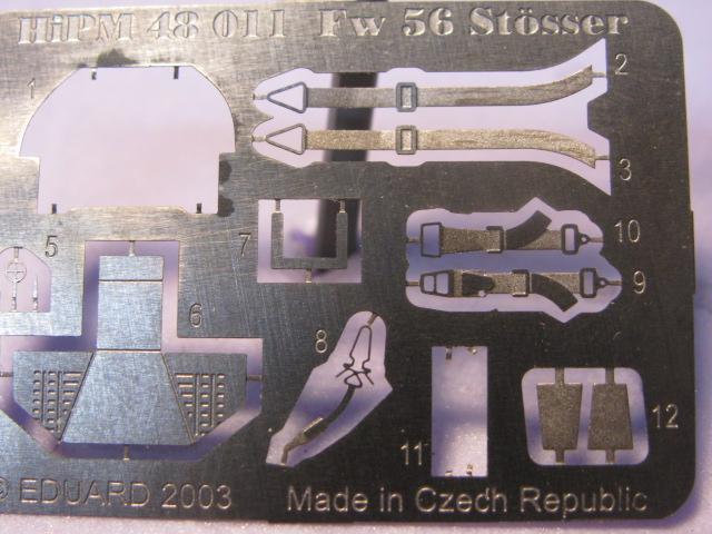 FW-56 Stösser 1/48 Historic Plastic Models ...terminé! 451030IMG9860