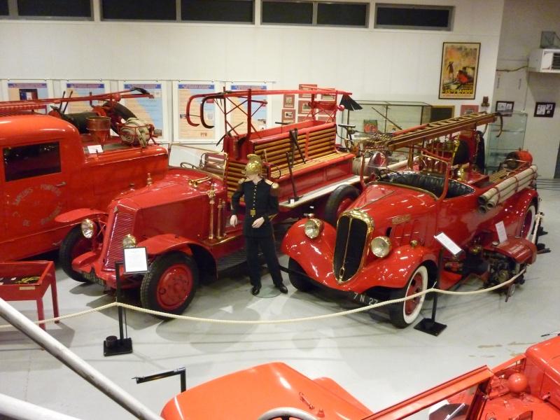 Musée des pompiers de MONTVILLE (76) 451636AGLICORNEROUEN2011061