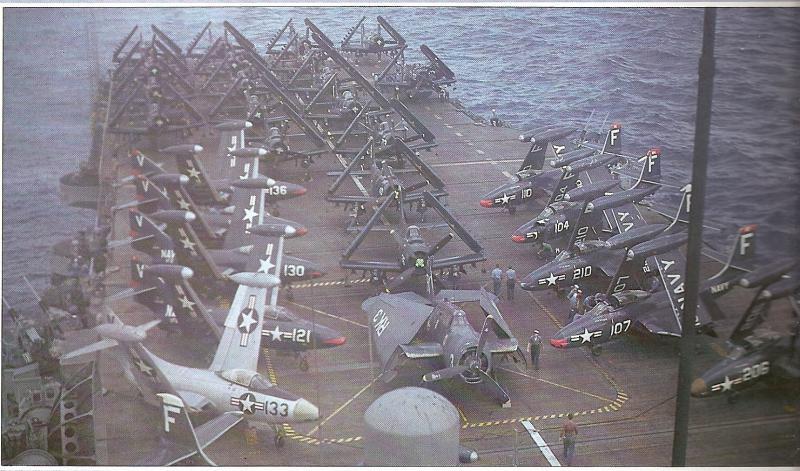 GRUMMAN F9F PANTHER  452275Panther_Banshee_Skyraider