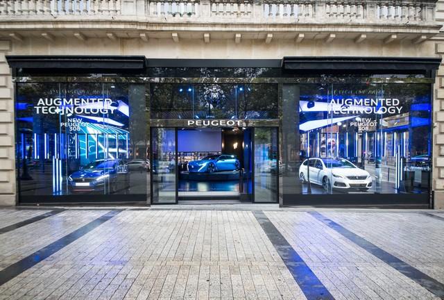Une nouvelle animation « Augmented Technology » au Peugeot Avenue Paris 453054PeugeotAvenueS14ByAuditoireStephaneAitOuarab102