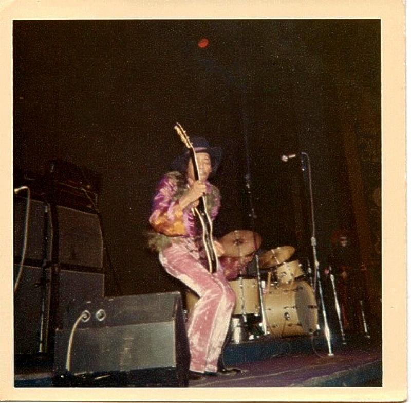 New York (Fillmore East) : 10 mai 1968 [Second concert] 45429951068FillmoreEastNYC