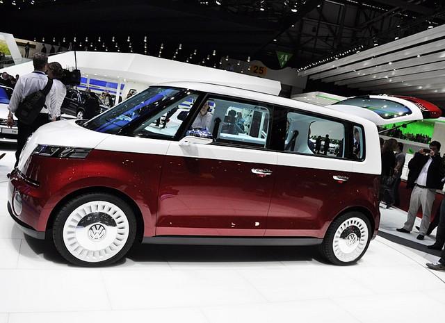 Salon de Genève 2011 : Volkswagen Bulli  455151volkswagenbulliconcept11
