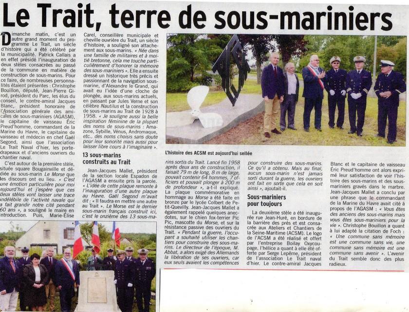 "[ Associations anciens Marins ] A.G.A.S.M. Le Havre section ""ESPADON"" - Page 6 458796img615"
