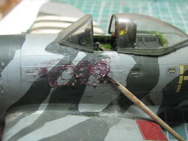 Restauration P-47D Monogram 1/48 .......Terminé!  460128IMG5450
