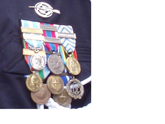 MEDAILLES OTAN 461076dco
