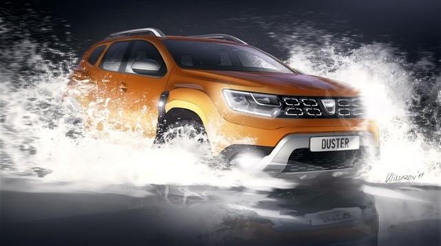 Nouveau Dacia Duster : plus Duster que jamais ! 461550211941452017GenseDesignNouveauDaciaDUSTER