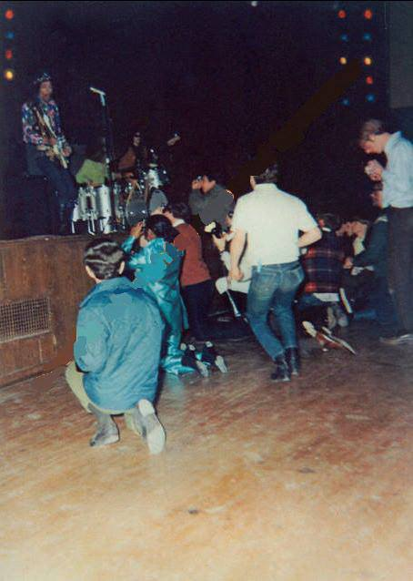 Flint (IMA Auditorium) : 24 mars 1968  46196019680324Flint2n