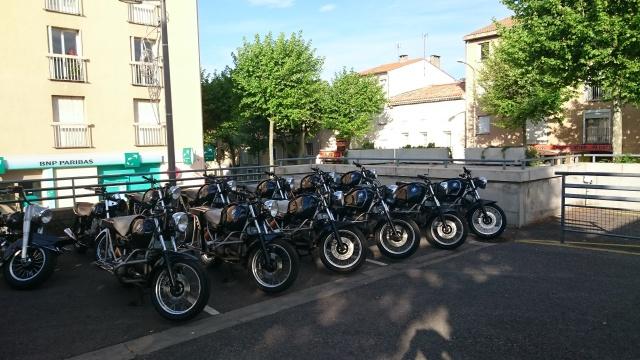 CR & Photos & Vidéo : TSO 03/05/15 La Gendarmerie en Balade et Spectacle à Castelnaudary  462877Gend03