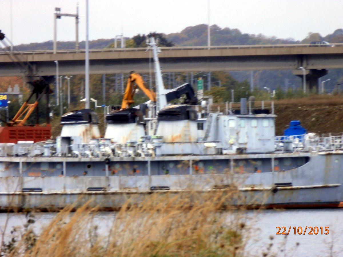 [ Marins des ports ] Les transrades de Brest 463842976