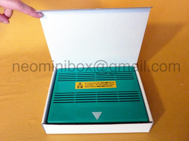 Boites en carton pour ranger les cartouches MVS 46432045779410