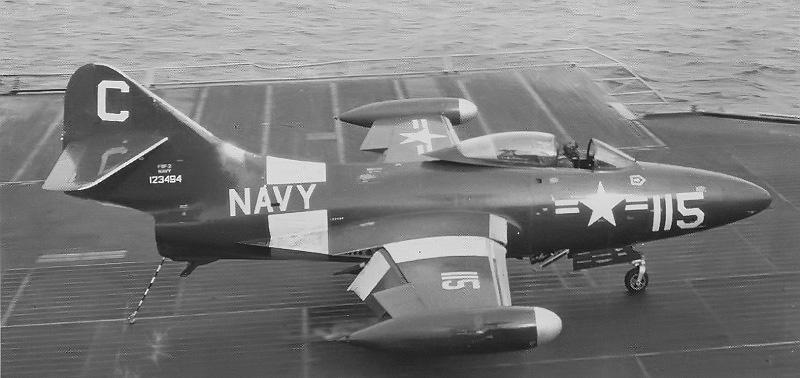 GRUMMAN F9F PANTHER  466065F9F_2_VF_21_CVA_41
