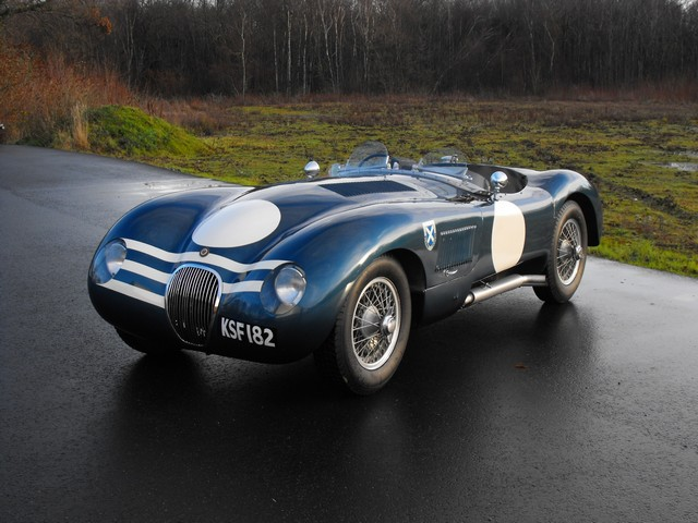 Jaguar Heritage Aux Milles Miglia 2015 Avec Des Modeles D'exception 467056JaguarCtypeKSF182Image12051502