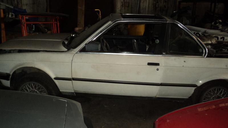 Mon BMW 323i E30  BAUR 467638DSC03530