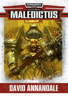 Programme des publications The Black Library 2014 - UK 468360Maledictus