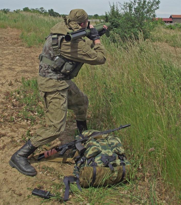 SPETSNAZ GRU Chechnya 1999 46920020140526173700