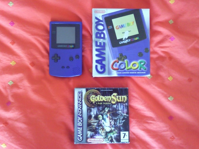 Collection de Labuse   ( Nouvelle  GAMEROOM en page 1  ) 469572Photo0183