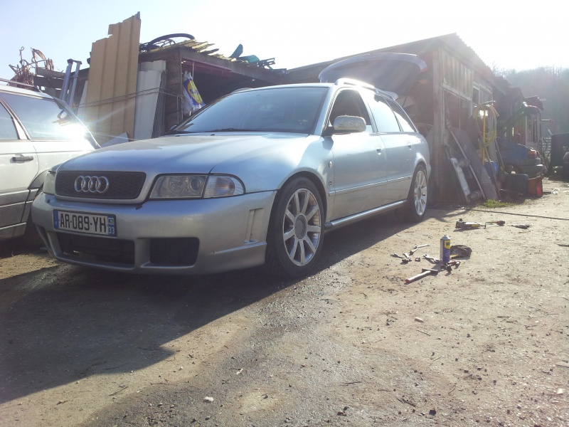 [Audi A4 B5 tdi 110]Mon Ptit T'audi N'a 4 47187920130301161031