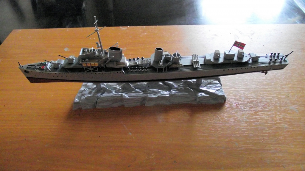 Destroyer 1936 1x350 Revell 472433Destroyer17
