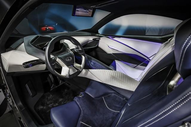 Le Lexus LF-SA Concept Révélé En Première Mondiale 472893LEXUSLFSA14GENEVAMS2015