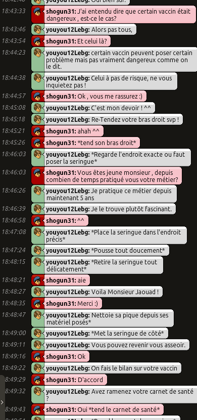 ♤ - Rapports d'Actions RP de youyou12Lebg - ♤  472946RPSY2