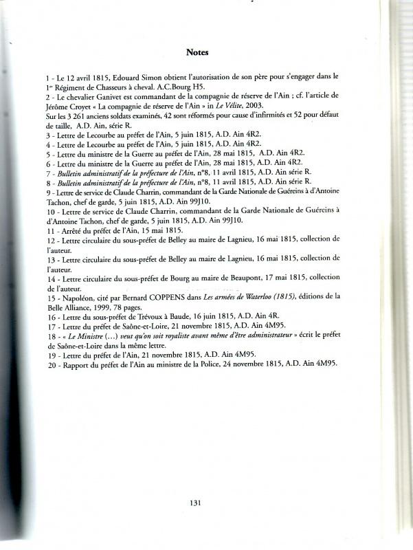 Les derniers feux de l'Empire, Campagne de France 1815 473286SanstitreNumrisation08a