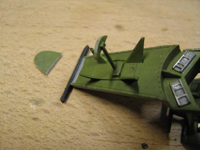 Curtiss SB2C-4 Helldiver  Revell 1/48  473483AR2