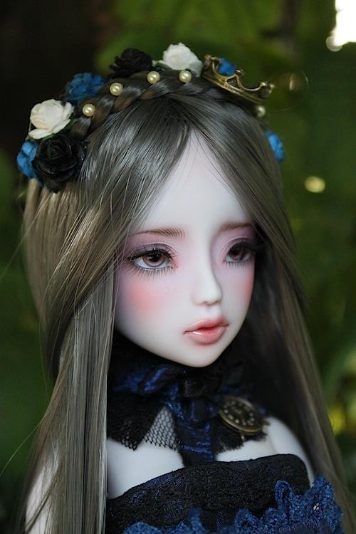 Nymeria (Sixtine Dark Tales Dolls) nouveau make-up p8 - Page 6 473684449