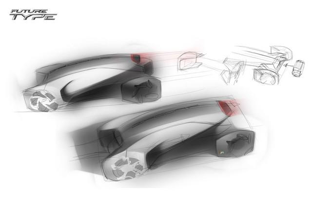 Concept Jaguar Future-Type : La Vision De Jaguar Pour 2040 Et Au-Delà 474181futuretype5