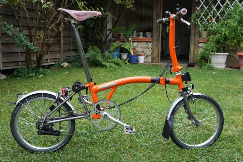 VENDS Brompton S6LX titane orange plus options 1280 EUROS [vendu] 474890brompton006