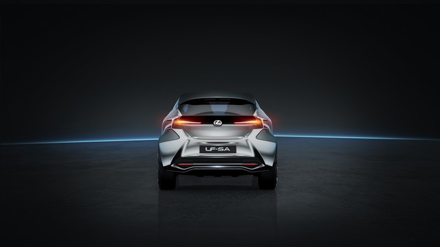 Le Lexus LF-SA Concept Révélé En Première Mondiale 475236LEXUSLFSA11RearGENEVAMS2015