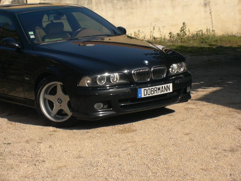 [BMW 530 d E39] Renaissance d'un Cosmos Schwarz Metallic 475676P1010134