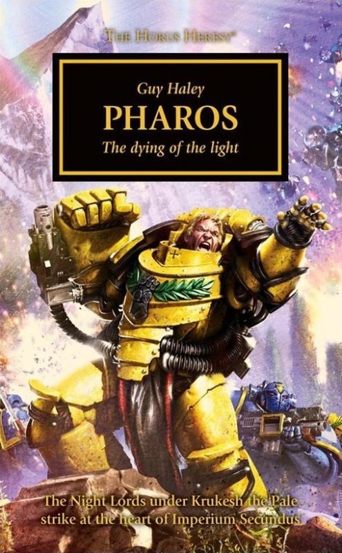 [Horus Heresy] Pharos de Guy Haley 475968pharos