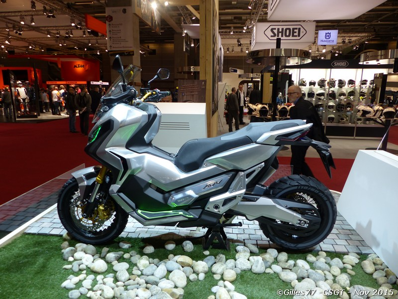 Integra X-ADV un Scoot- Trail Honda très attachant 476445P1010261