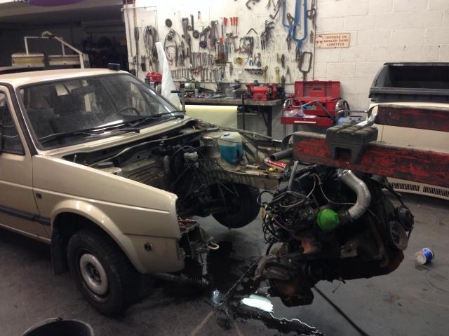 Golf2 1985 - 1.8 8V CLEAN 477019IMG0178