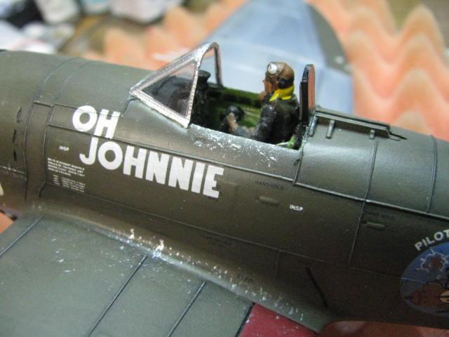Restauration P-47D Monogram 1/48 .......Terminé!  - Page 2 478198IMG5956