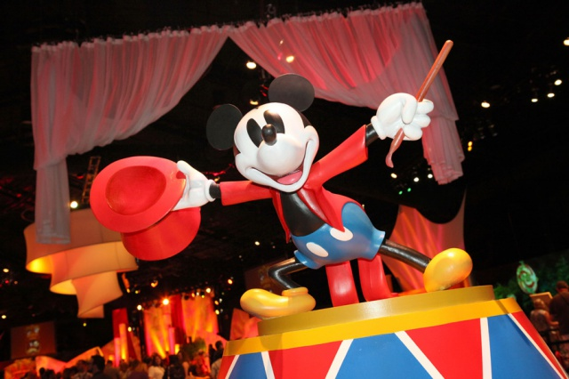 (Disney Event) Mickey's Circus du 7 au 9 septembre 2012 (Epcot, WDW Resort). 47888341mc
