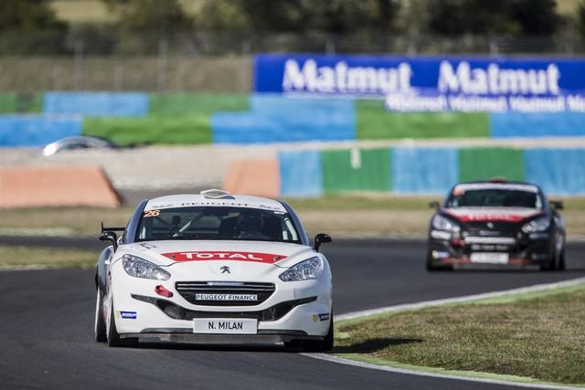 RCZ Racing Cup : Un Premirt Succès Pour David Pouget ! 47904055e34525a1350