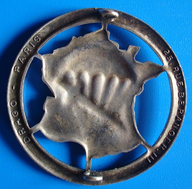 LES INSIGNES DU BATAILLON DE CHOC 1943/1963. 480095ChocBerdos